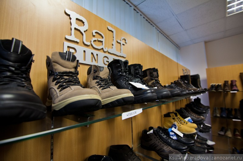 2e9732dcb Ralf Ringer будет выпускать обувь с GPS-трекером | FashionNet